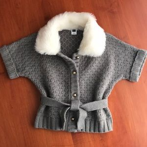 Janie and Jack 2T sweater